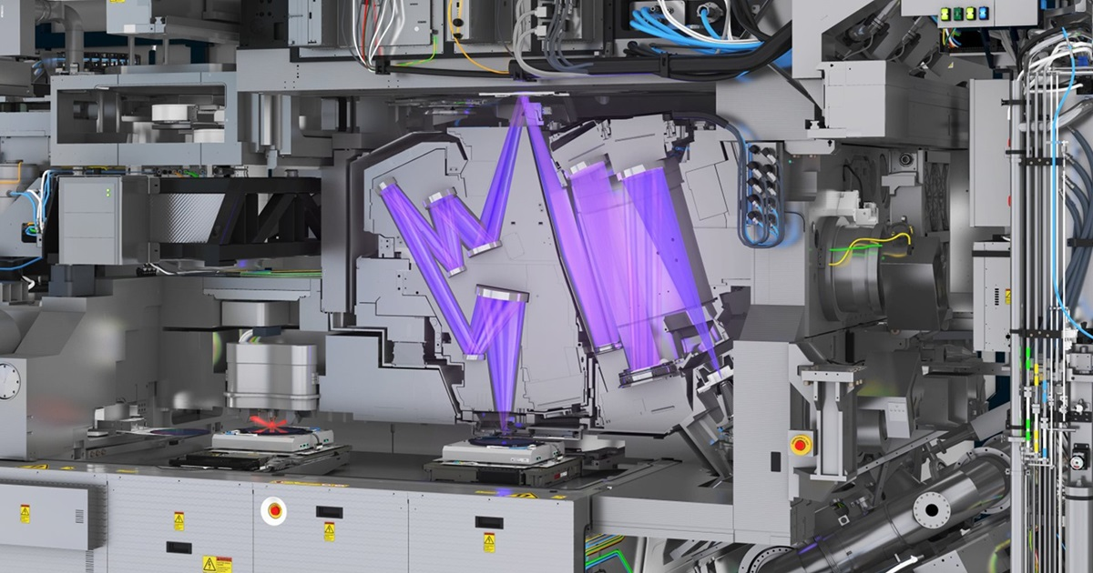 ASML wins SEMI Americas Award for EUV lithography - Stories | ASML